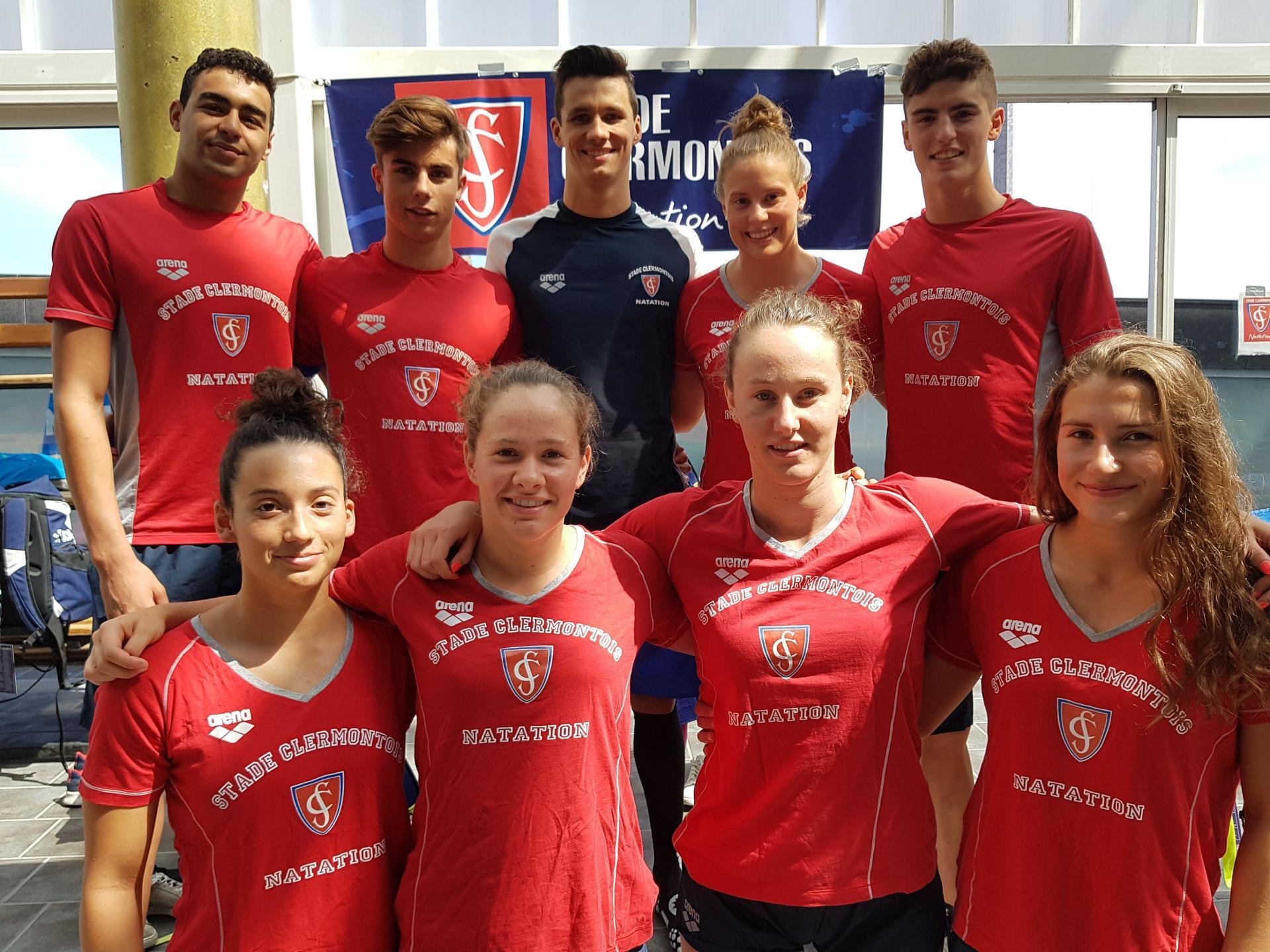 Championnats de France Été Relève - Team SNC