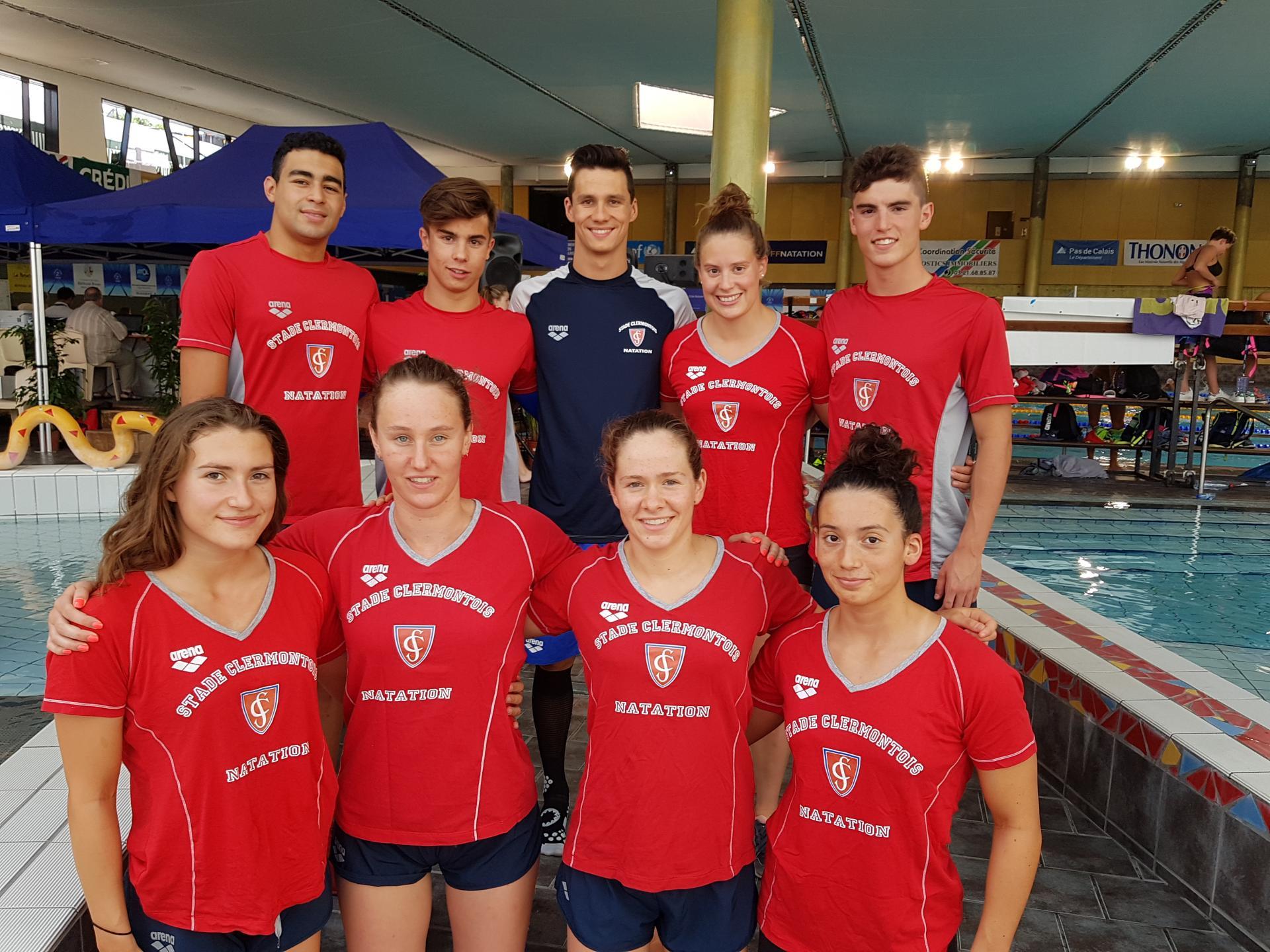 Championnats de France Été Relève Team SNC
