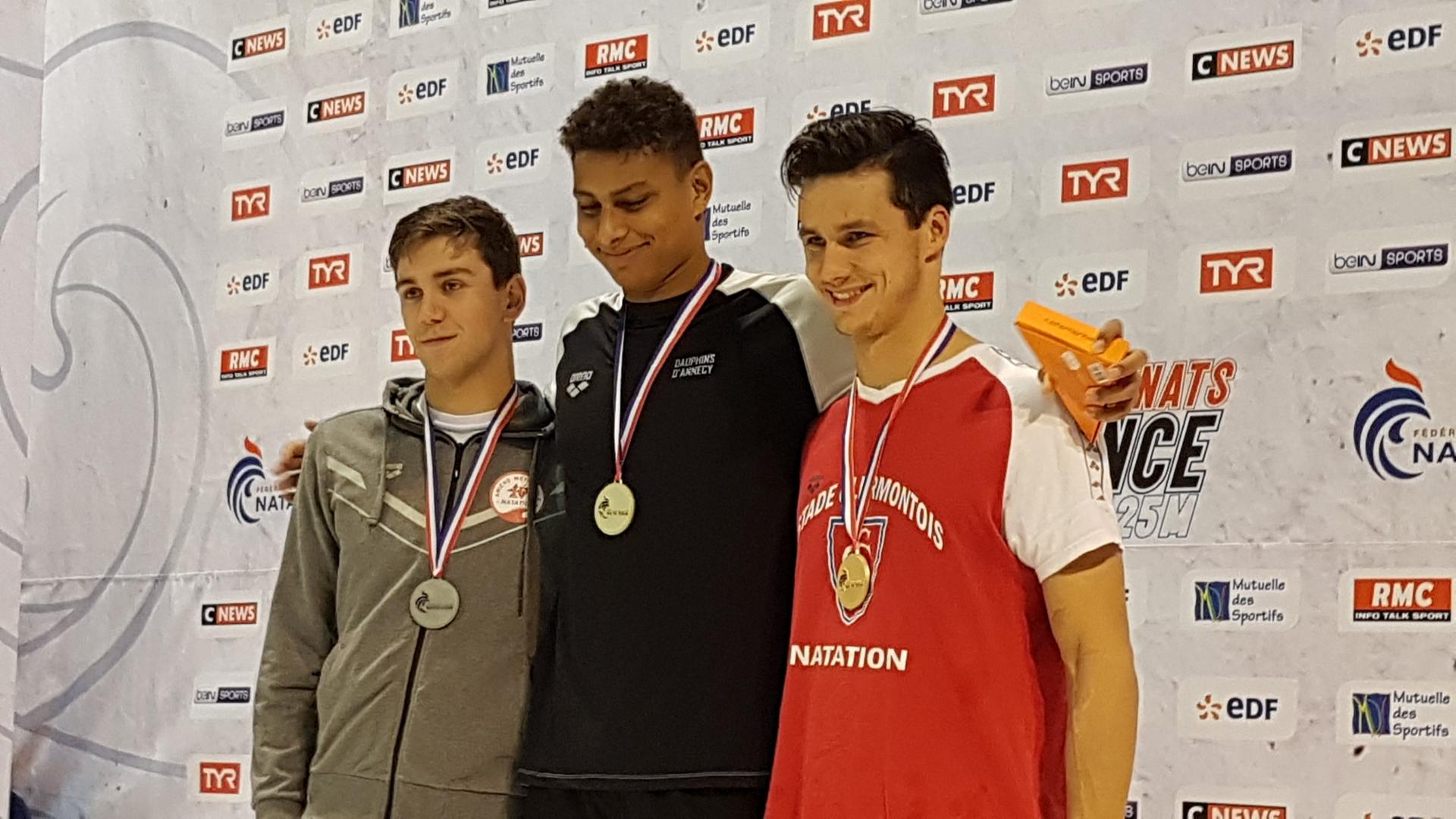 Championnats de France 25 m ANGERS