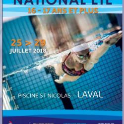 Critérium National été du 25 au 29 juillet 2018 à Laval