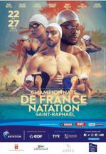 Championnats de France 2018 - 22 au 27/05/2018