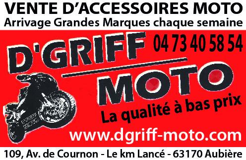 D' Griff Moto Clermont-Ferrand