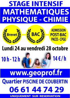 Le Cours GeoPROF Clermont