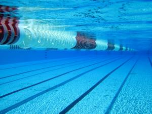 Fond piscine