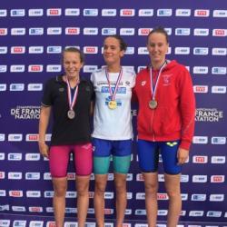Juliette DREVET (Médaille de Bronze 200 4N)