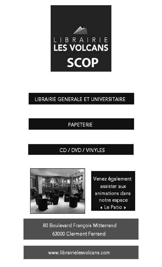 Librairie des volcans (SCOP)