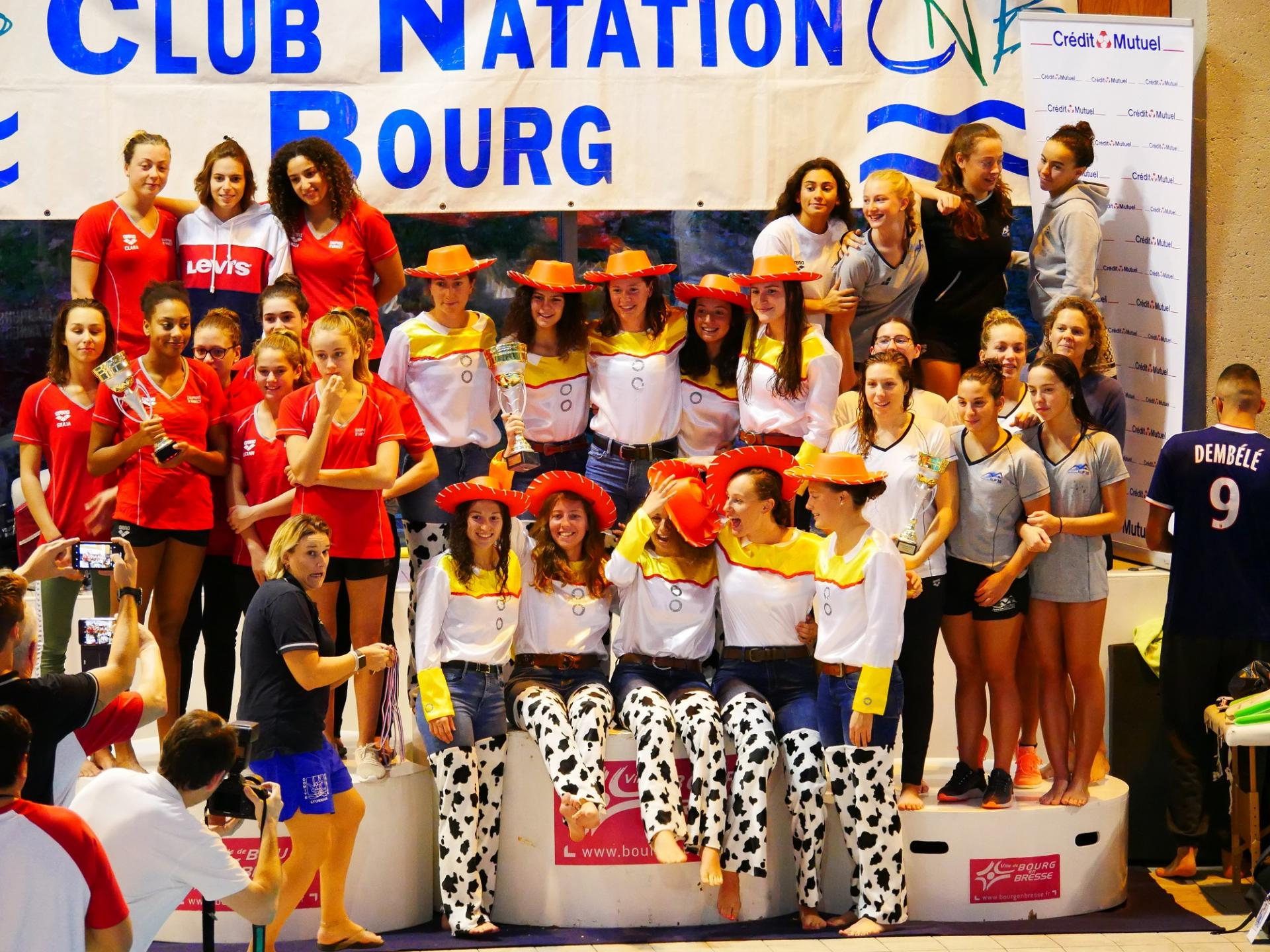 Interclubs Bourg-en-Bresse