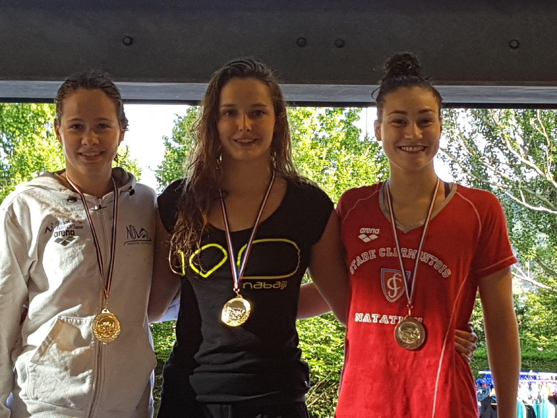 """Tess BOISSIERE  - Médaille de Bronze - 200 NL - 2'12""""02"""