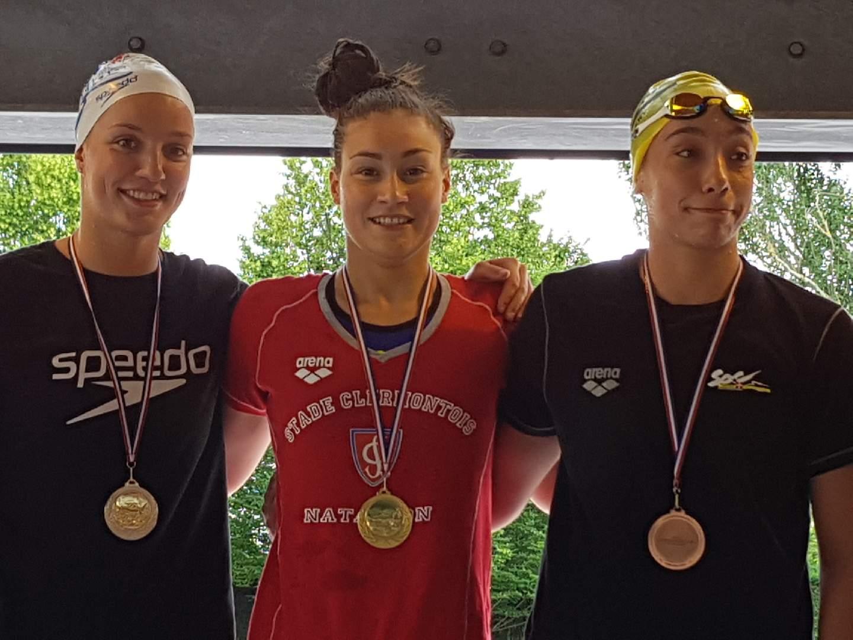 """Tess BOISSIERE  - Médaille d'Or - 200 4N - 2'27""""03"""