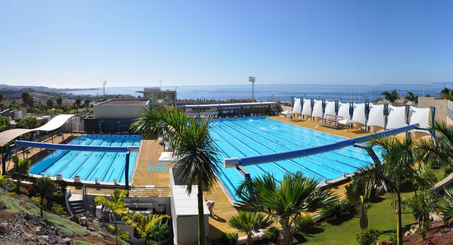 Centre Européen d'entraînement à TENERIFE (Janvier 2020)